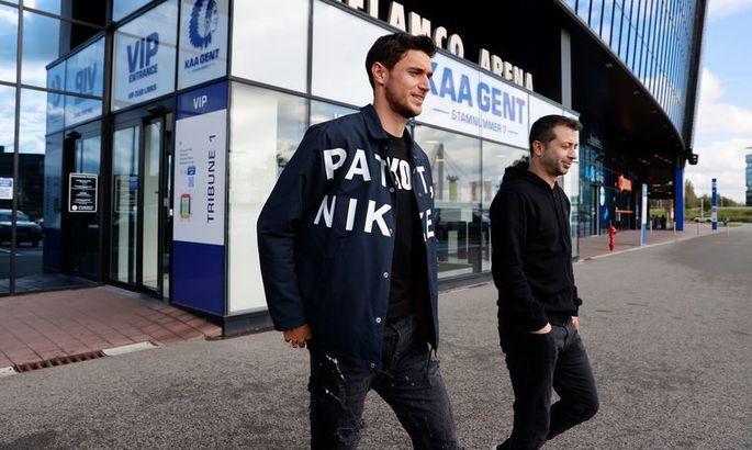 Гент сообщил Яремчуку, что не отпустит его в нынешнее трансферное окно