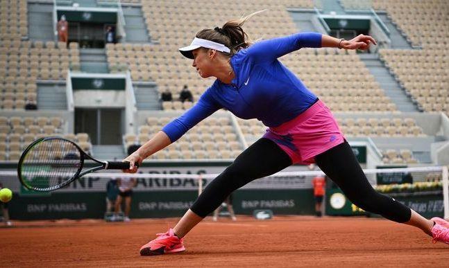 Шок: Свитолина проиграла 131-й ракетке мира в 1/4 финала Ролан Гаррос