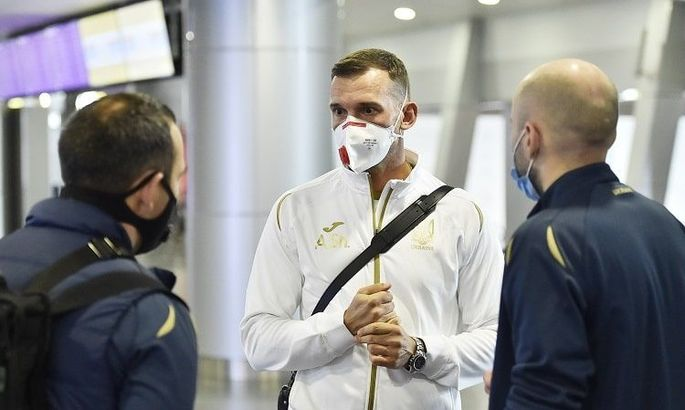 Шевченко: Нашей вины здесь нет, мы были готовы играть