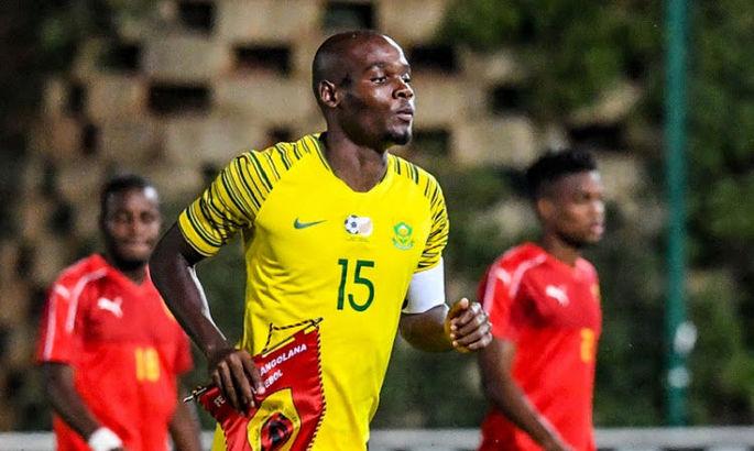 Минай подписал капитана молодежной сборной ЮАР (U-23)