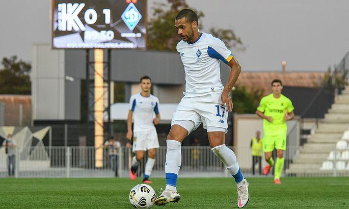 Клейтон забил свой первый гол за Динамо - ВИДЕО