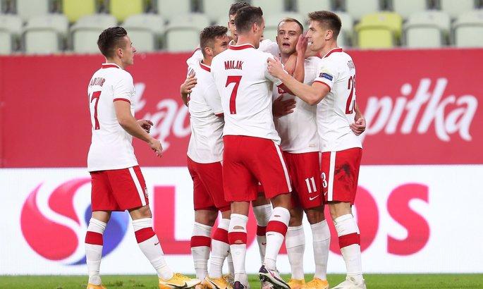 Товарищеские матчи. Легкие победы Польши и Словении