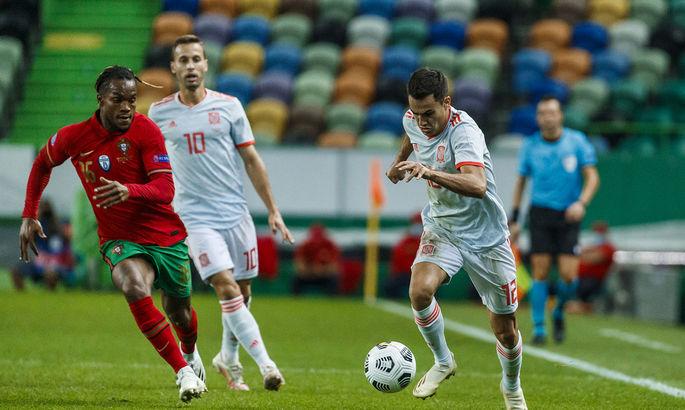 ТМ. Португалия - Испания 0:0. От ножа, но без пореза