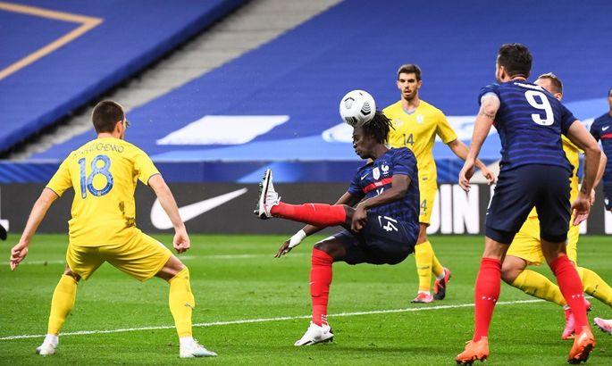 Франция - Украина 7:1. Как фанера над Парижем