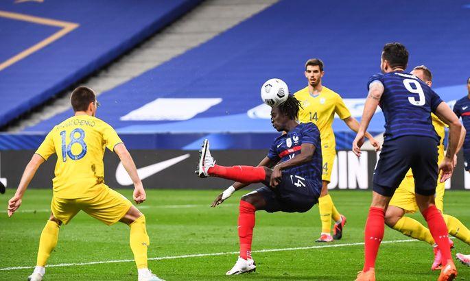 InStat визначив найкращого і найгіршого з гравців збірної України у матчі з Францією