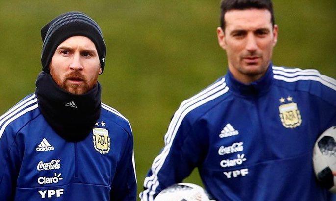 Тренер Аргентины: Месси не нужны титулы со сборной, чтобы быть лучшим игроком в истории