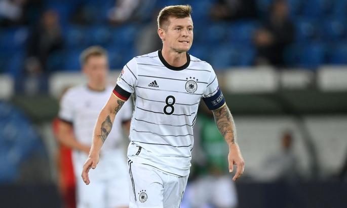 Чинні переможці ЛЧ, Вернер і Кроос. Німеччина назвала заявку на матч проти України