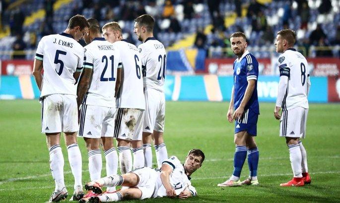 Плей-офф Евро-2020. Северная Ирландия в серии пенальти одолела боснийцев