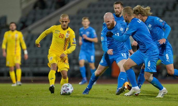 Минус потенциальный соперник для Украины. Исландия - Румыния 2:1. Видео голов и обзор матча