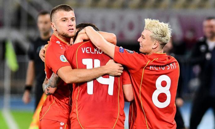 С украинским интересом. Северная Македония - Косово 2:1. Видео голов и обзор матча