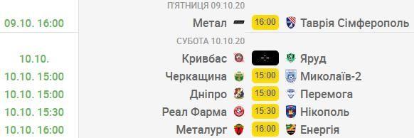 Матчи лидеров групп между собой, Кривбасс пока не играет - анонс 6-го тура Второй лиги - изображение 2