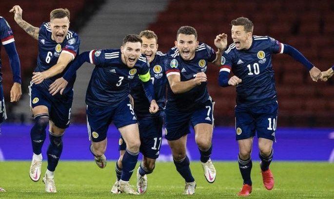 Шотландия – Израиль ⋉ 0:0, 5:3 по пенальти ⋊ Видео и обзор матча ⋇ 8  октября ⋇ Плей-офф ЕВРО-2020 на UA-Футбол ᐉ UA-Футбол