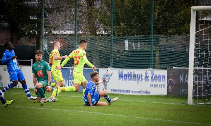 Швед отдал ассист и забил гол в спарринге с Гентом