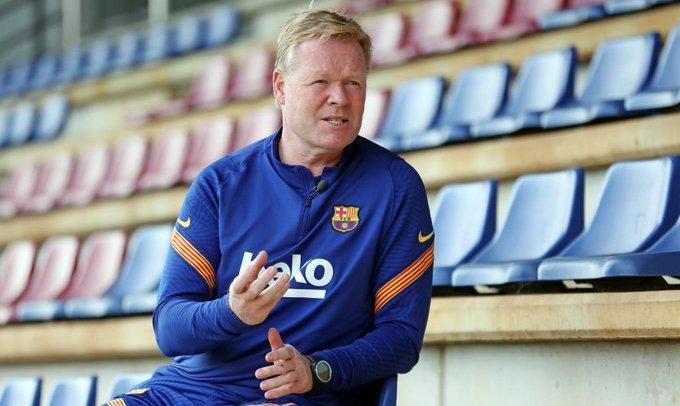 Куман: Мы пытались совершить пару трансферов, но мне нравится состав Барселоны