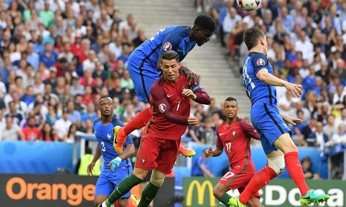 Ремейк финала Евро. Франция - Португалия. Анонс и прогноз на матч Лиги Наций
