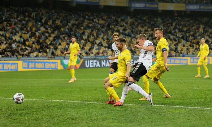 Украина - Германия 1:2. Видео голов и обзор матча