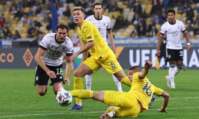 Украина - Германия 1:2. Где-то между отчаянием и надеждой