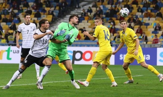Украина - Германия 1:2. Где-то между отчаянием и надеждой - изображение 2