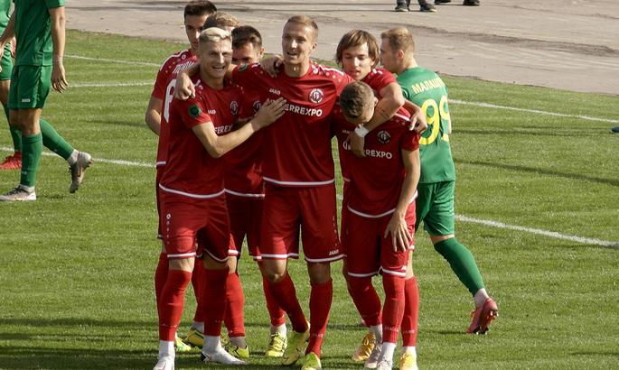 Возрождение Горняка-Спорт, обновления ВПК-Агро и Яруда. Трансферный центр украинского футбола. LIVE