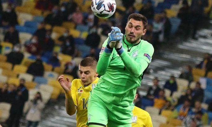 Герой футбольного дня. Георгий Бущан