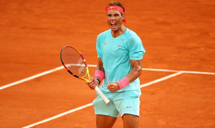 Рафаэль Надаль уничтожил Новака Джоковича в финале Roland Garros