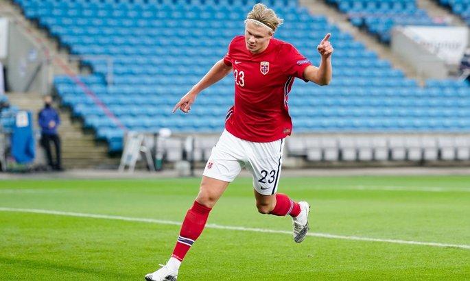 Жерсон і Тілль – проти Ерлінга Голанда. Норвегія обіграла Люксембург