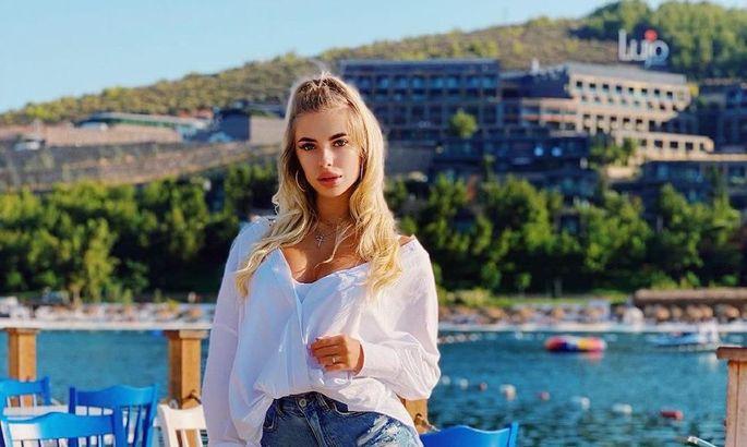 Звезда сборной Германии проявил интерес к скандальной девушке защитника сборной Украины. ФОТО