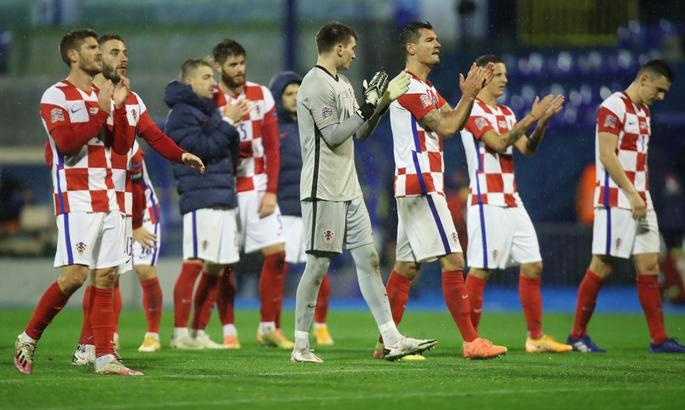 Збірна Хорватії назвала склад на Євро-2020