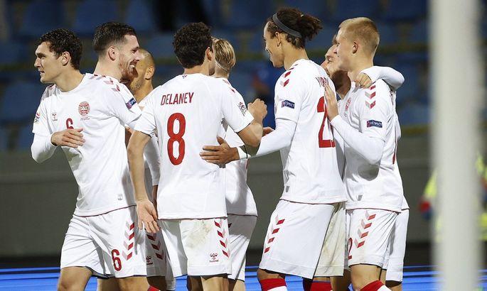 Крах вікінгів. Ісландія – Данія 0:3. Огляд матчу і відео голів
