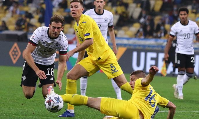 За действиями Миколенко в матчах с Францией и Германией следили скауты гранда Серии А