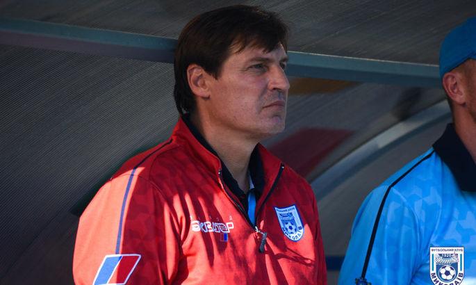 Илья Близнюк - лучший тренер тура в Первой лиге