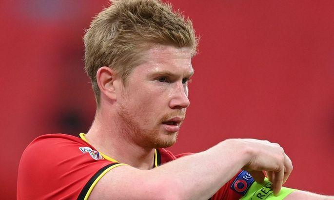 Лидер сборной Бельгии покинул расположение национальной команды и вернулся в клуб