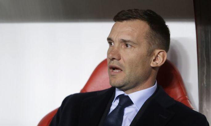 Шевченко лично посетит домашние матчи Динамо и Шахтера в Лиге Европы