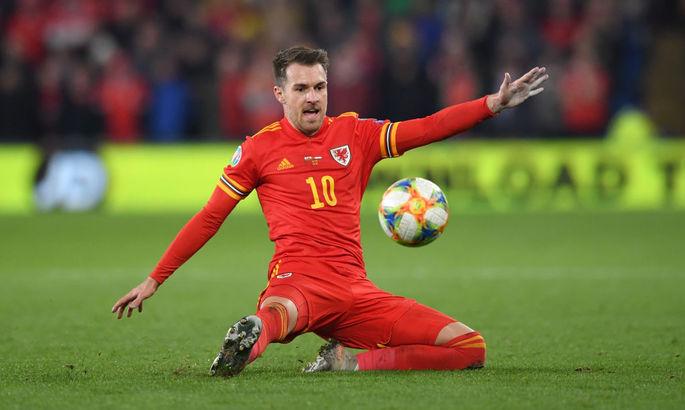 Уэльс теряет лидера перед матчем Лиги Наций