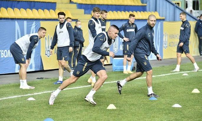 Соболь, Забарный и Зубков выйдут в старте на матч с Испанией