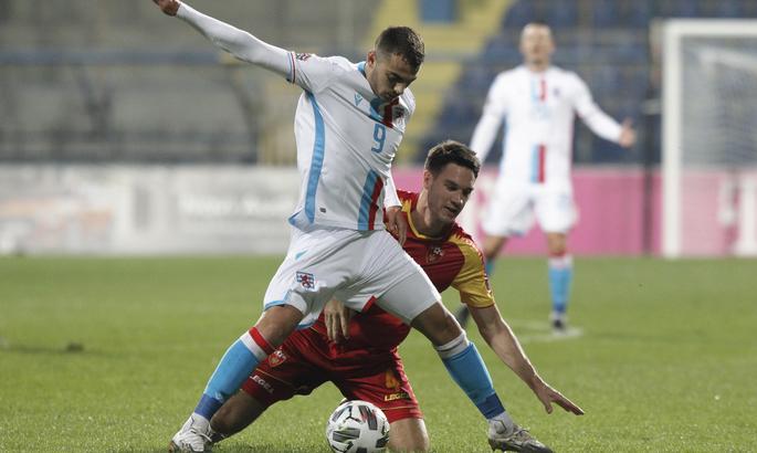 Лига Наций. Победа Люксембурга без голов Родригеса