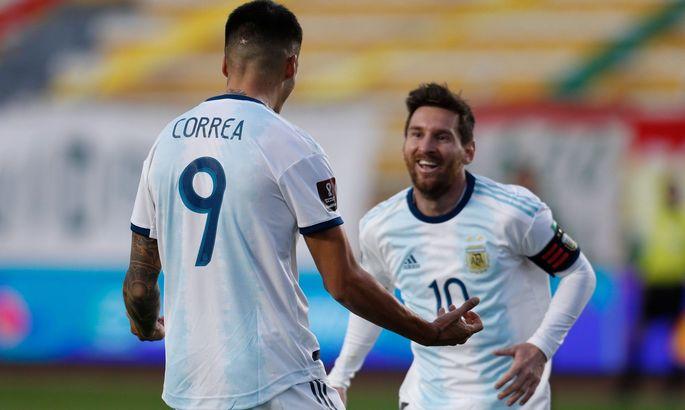 Триумф Лео и потасовка на высоте 3600 м н.у.м. Боливия – Аргентина 1:2. Обзор матча и видео голов