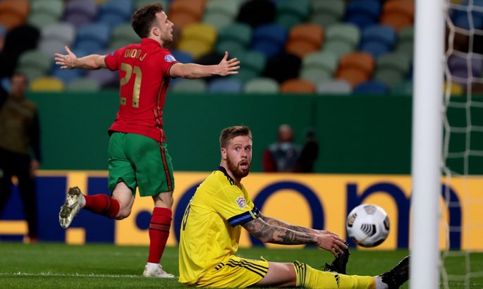 Португалия - Швеция 3:0. И без Роналду можно побеждать