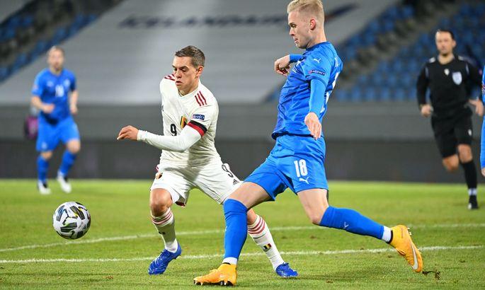 Повертаючи лідерські позиції. Ісландія – Бельгія 1:2. Огляд матчу і відео голів