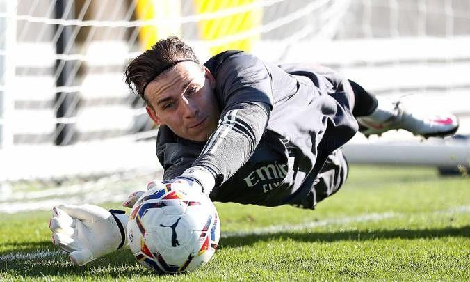 Помощь для Куртуа или шанс зацепиться? Лунин может дебютировать за Реал уже в субботу