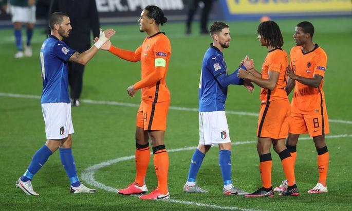 Апокалипсис вчера, боязнь завтра. Италия и Нидерланды на перепутье