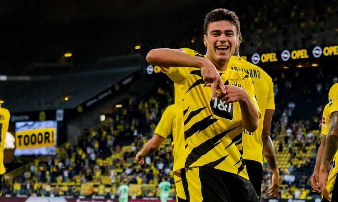 Не только Холланд и Мбаппе. Реал интересуется 17-летним игроком Боруссии