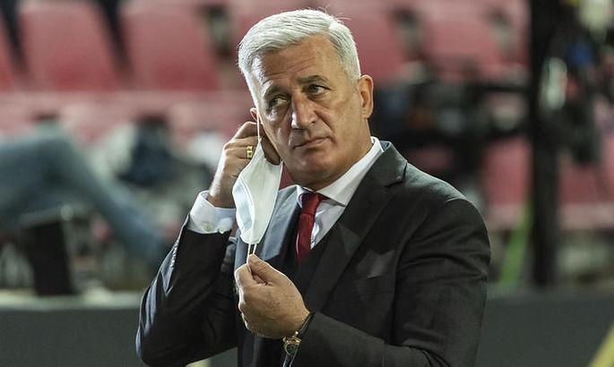 Тренер Швейцарии: Статистика и результат матча Украина - Испания - просто безумие