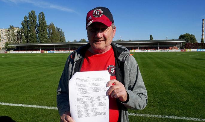Разногласия с партнерами и срок контрактов. Президент Горняк-Спорта ответил на слухи вокруг клуба