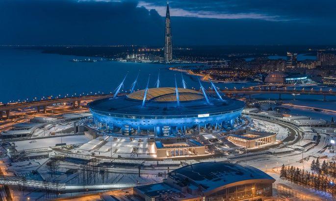 СМИ: У Санкт-Петербурга могут отобрать матчи ЕВРО-2020. Причина – пандемия COVID-19