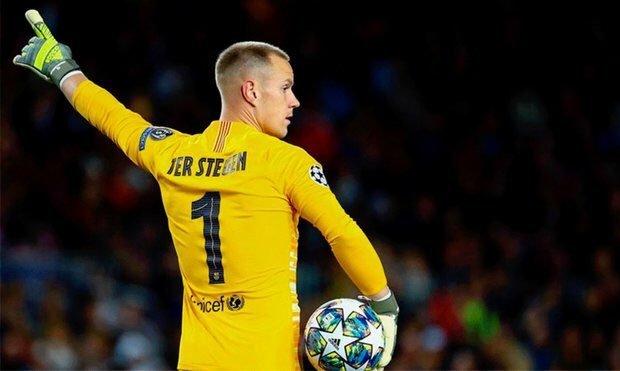 Куман: Не думаю, что тер Штеген сможет сыграть против Реала