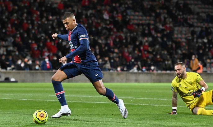 Ним - ПСЖ 0:4. Мбаппе и Тюрпен выводят Париж в лидеры Лиги 1