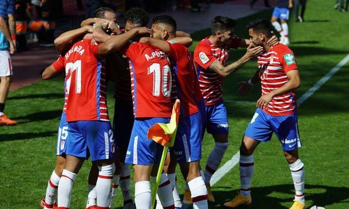 Примера. 6-й тур. Севилья впервые в сезоне уступила, Суарес снова забил за Атлетико