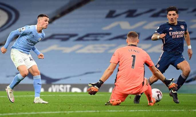 Манчестер Сити - Арсенал 1:0. Тактическая ловушка Гвардиолы - изображение 1