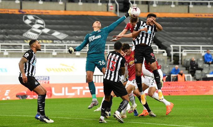 Ньюкасл - Манчестер Юнайтед 1:4. Сульшер не здається